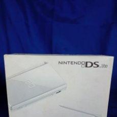 Videojuegos y Consolas: NINTENDO DS LITE BLANCA WHITE NUEVA A ESTRENAR NEW. Lote 257951090
