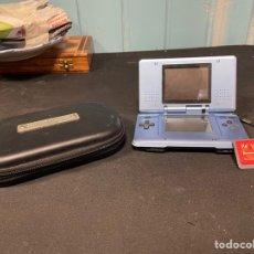 Videojuegos y Consolas: NINTENDO DS CON ESTUCHE DEL FCB. Lote 259797140