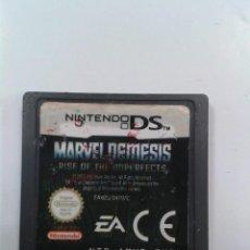 Videojuegos y Consolas: MARVEL NEMESIS. NINTENDO DS. Lote 262295080