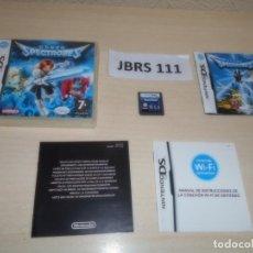 Videojuegos y Consolas: DS - SPECTROBES , PAL ESPAÑOL , COMPLETO. Lote 262614160