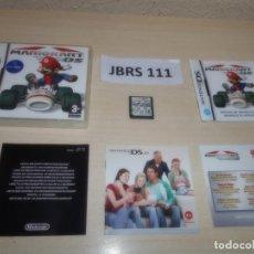 Videojuegos y Consolas: DS - MARIO KART DS , PAL ESPAÑOL , COMPLETO. Lote 262614910