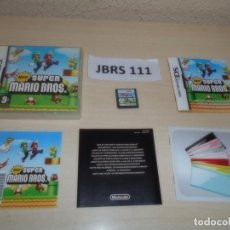Videojuegos y Consolas: DS - NEW SUPER MARIO BROS , PAL ESPAÑOL , COMPLETO. Lote 262615200