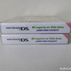 Videojuegos y Consolas: LOTE 2 JUEGOS NINTENDO DS. Lote 268023809