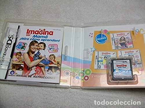 Videojuegos y Consolas: Imagina Ser Mama: Mira como Aprenden Nintendo DS - Foto 2 - 268306329