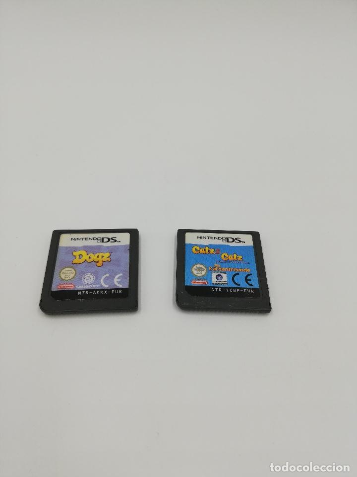 DOGZ Y CATZ NINTENDO DS (Juguetes - Videojuegos y Consolas - Nintendo - DS)