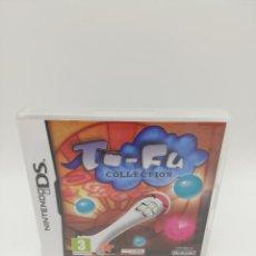 Videojuegos y Consolas: TI-FU COLLECTION NINTENDO DS. Lote 268439954