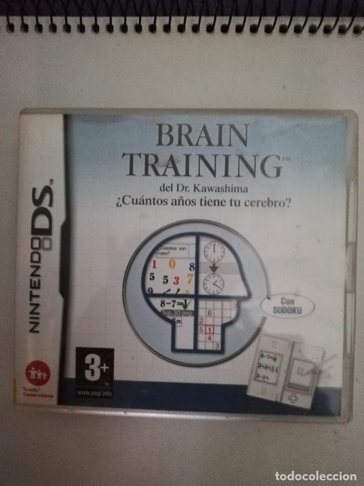 BRAIN TRAINING DEL DR. KAWASHIMA (Juguetes - Videojuegos y Consolas - Nintendo - DS)