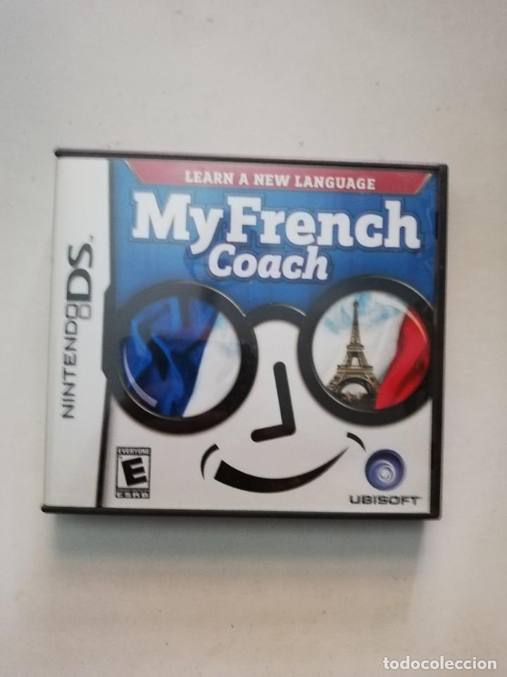 MY FRENCH COACH (LEARN A NEW LANGUAGE (Juguetes - Videojuegos y Consolas - Nintendo - DS)