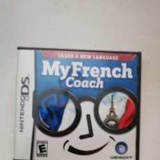 Videojuegos y Consolas: MY FRENCH COACH (LEARN A NEW LANGUAGE. Lote 268725189