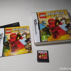Videojuegos y Consolas: LEGO NINJAGO - EL VIDEOJUEGO ( NINTENDO DS - PAL - ESP). Lote 268877464