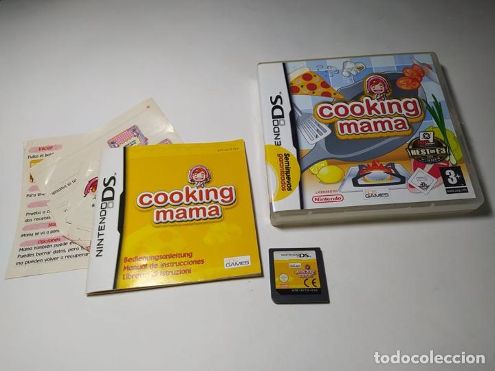 COOKING MAMA ( NINTENDO DS - PAL - ESP) (Juguetes - Videojuegos y Consolas - Nintendo - DS)