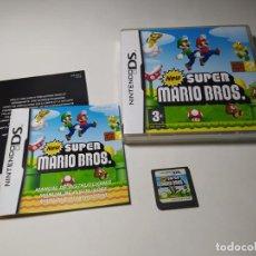 Videojuegos y Consolas: NEW SUPER MARIO BROS. ( NINTENDO DS - PAL - ESP). Lote 268877574