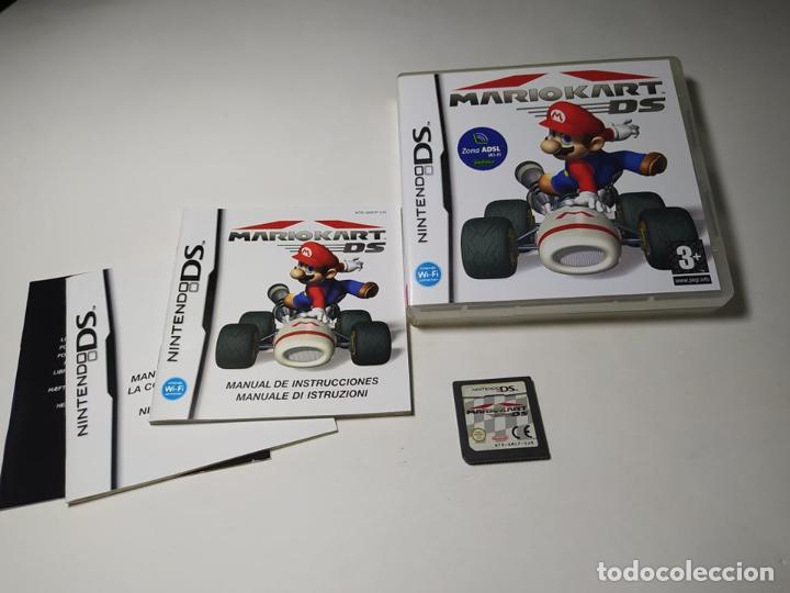 MARIO KART DS ( NINTENDO DS - PAL - ESP) (Juguetes - Videojuegos y Consolas - Nintendo - DS)