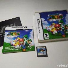 Videojuegos y Consolas: SUPER MARIO 64 DS ( NINTENDO DS - PAL - ESP). Lote 268877799