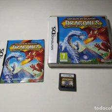 Videojuegos y Consolas: COMBATE DE GIGANTES : DRAGONES ( NINTENDO DS - PAL - ESP). Lote 268877959