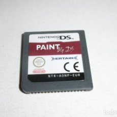Videojuegos y Consolas: NINTENDO DS NDS PAINT BY DS. Lote 269146338