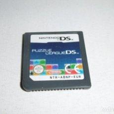 Videojuegos y Consolas: NINTENDO DS PUZZLE LEAGUE. Lote 269146508