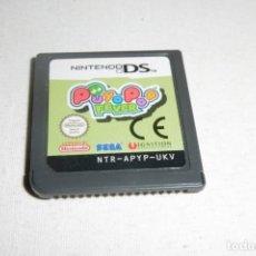 Videojuegos y Consolas: NINTENDO DS NDS PUYO POP FEVER. Lote 269147018