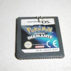 Videojuegos y Consolas: NINTENDO DS NDS POKEMON DIAMANTE. Lote 269148598