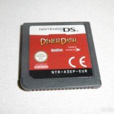 Videojuegos y Consolas: NINTENDO DS NDS DINER DASH. Lote 269149848