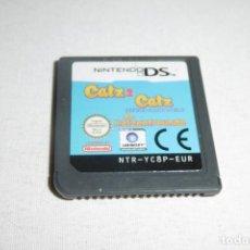 Videojuegos y Consolas: NINTENDO DS NDS CATZ 2. Lote 269150478