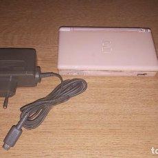 Videojuegos y Consolas: CONSOLA NINTENDO DSI ROSA CON CARGADOR. Lote 269489833