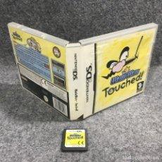 Videojuegos y Consolas: WARIO WARE TOUCHES NINTENDO DS. Lote 269685593