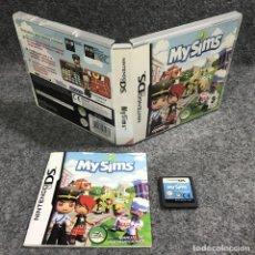 Videojuegos y Consolas: LOS SIMS 2 MASCOTAS NINTENDO DS. Lote 269685603