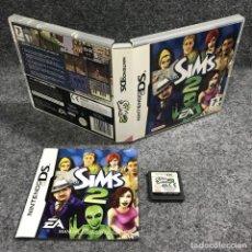 Videojuegos y Consolas: LOS SIMS 2 NINTENDO DS. Lote 269685608