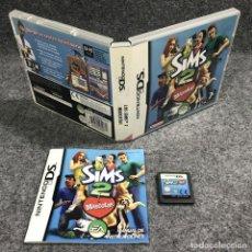 Videojuegos y Consolas: MY SIMS NINTENDO DS. Lote 269685638