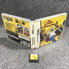 Videojuegos y Consolas: LOS SIMPSON EL VIDEOJUEGO NINTENDO DS. Lote 269685643