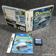 Videojuegos y Consolas: DOLPHINZ AVENTURAS EN EL ZOO MARINO NINTENDO DS. Lote 269685658