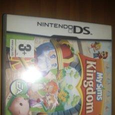 Videojuegos y Consolas: JUEGO NINTENDO DS MUY SIMS KINGDOM. Lote 269747558