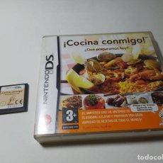 Videojuegos y Consolas: ¡ COCINA CONMIGO! ( NINTENDO DS - 3DS - PAL - ESP). Lote 269815888