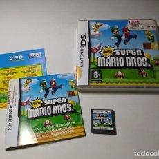 Videojuegos y Consolas: NEW SUPER MARIO BROS. ( NINTENDO DS - 3DS - PAL - ESP). Lote 269815973