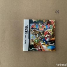 Videojuegos y Consolas: H10. MANUAL DS MARIO PARTY DS. Lote 270901843