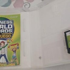 Videojuegos y Consolas: GUINESS WORLD RECORDS EL VIDEOJUEGO DS 2DS 3DS DSI DSXL PAL ESP. Lote 273547938
