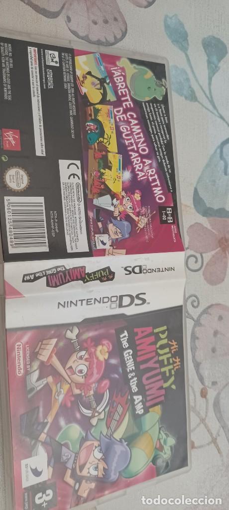 PUFFY AMIYUMI THE GENIE &THE AMP DS 2DS 3DS DSI DSXL PAL ESP (Juguetes - Videojuegos y Consolas - Nintendo - DS)
