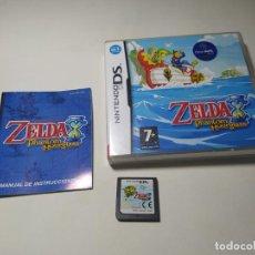 Videogiochi e Consoli: ZELDA : PHANTOM HOURGLASS ( NINTENDO DS - 3DS - PAL - ESP) (1). Lote 273639718