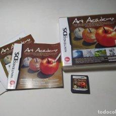 Videogiochi e Consoli: ART ACADEMY ( NINTENDO DS - 3DS - PAL - ESP). Lote 273640598