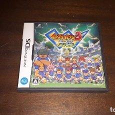 Videogiochi e Consoli: JUEGO PARA NINDENDO DS ORIGINAL DE JAPON- INAZUMA ELEVEN 3 SPARK. Lote 273757198