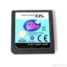 Videojuegos y Consolas: JUEGO LITTLEST PETSHOP WINTER NINTENDO DS. Lote 276132158