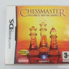 Videojuegos y Consolas: CHESSMASTER NINTENDO DS. Lote 276400848