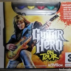 Videojogos e Consolas: GUITAR HERO ON TOUR DS 3DS. Lote 277413473