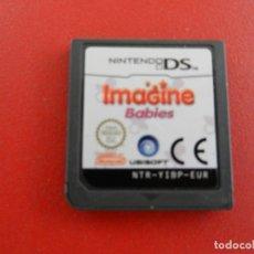 Videojuegos y Consolas: NINTENDO DS - IMAGINE BABIES - CARTUCHO.. Lote 277522418