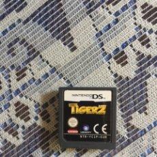 Videojuegos y Consolas: JUEGO NDS TIGERZ. SOLO CARTUCHO.. Lote 277523233