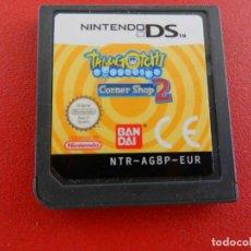Videojuegos y Consolas: NINTENDO DS - TAMAGOCHI CONNEXION CORNER SHOP 2 - CARTUCHO.. Lote 277524423