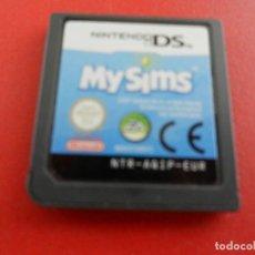 Videojuegos y Consolas: NINTENDO DS - MYSIMS - CARTUCHO.. Lote 277525613