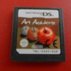 Videojuegos y Consolas: NINTENDO DS - ART ACADEMY - CARTUCHO.. Lote 277525833