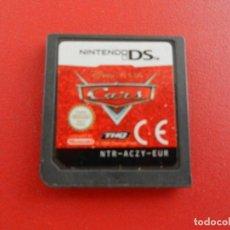 Videojuegos y Consolas: NINTENDO DS - CARS - CARTUCHO.. Lote 277526058